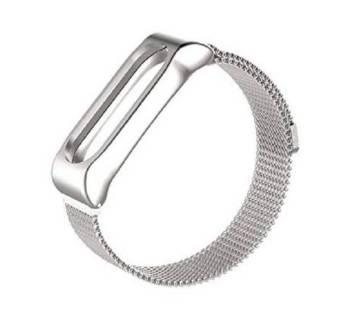 Mi Band 2 Metal Bracelet - Silver