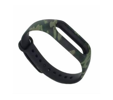 Mi Band 2 Strap Army Design