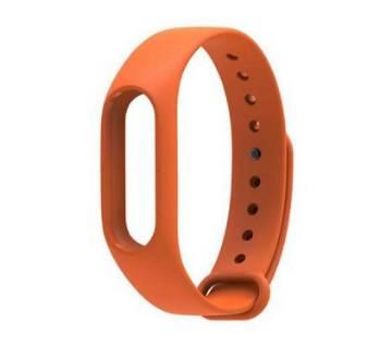 Wrist Strap for Mi Band 2 Strap-Orange