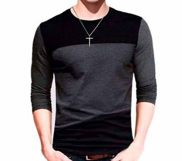Menz full sleeve cotton t-shirt