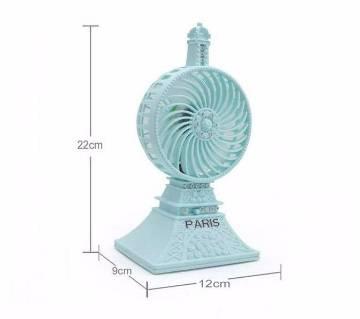 Paris Tower USB Mini Fan