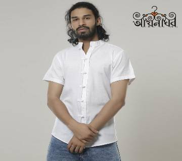Cotton Long Sleeve Shirt for Men by aynaghor