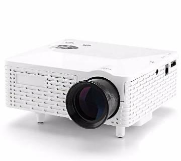 Multimedia LED LCD Mini Projector (60 Lumen)