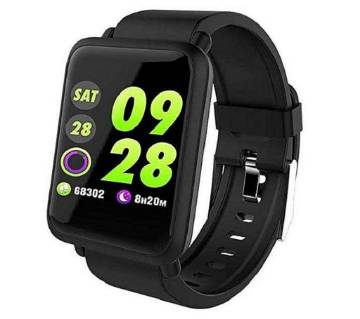 M28 Bluetooth Smart Watch - Black
