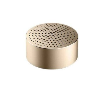 Xiaomi Mi Mini Portable Bluetooth Speaker - Gold Bangladesh - 9421231