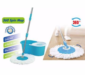 GALA floor cleaning 360 degree spin mop set