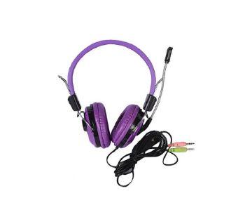 Koniycoi Stereo Headset KT- 5000 - Purple