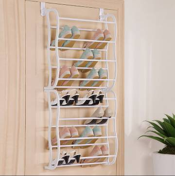 12 Layer Door Hanging Shoe Rack