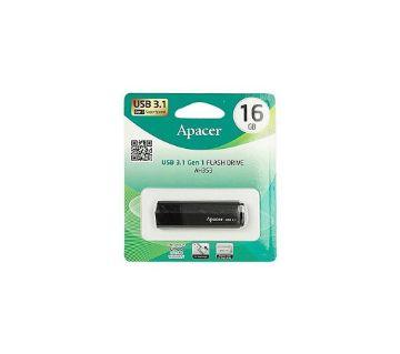 Apacer AH353 - USB 3.1 Pendrive - 16GB - Black