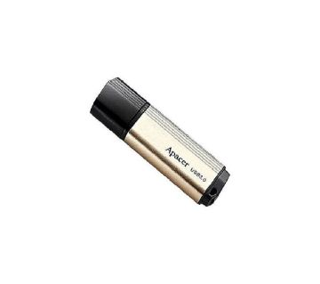 Apacer AH353 32GB USB 3.1 Gen 1 Flash Drive - Champagne Gold