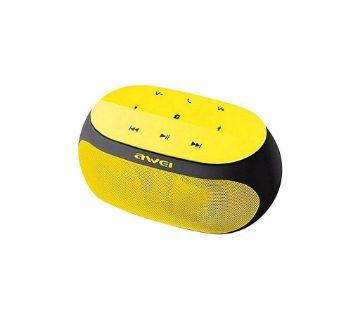 Awei Y-200 HiFi Wireless Speaker - Yellow