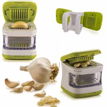 Garlic Cube Chopper