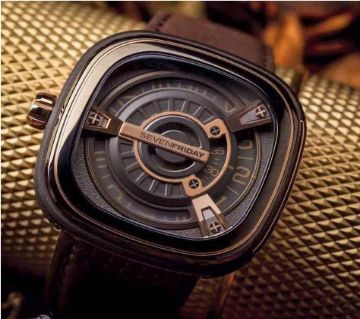 Sevenfriday Mens Wrist Watch (Copy)