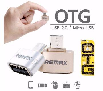 Remax RA OTG USB 2.0 Micro USB Adapter