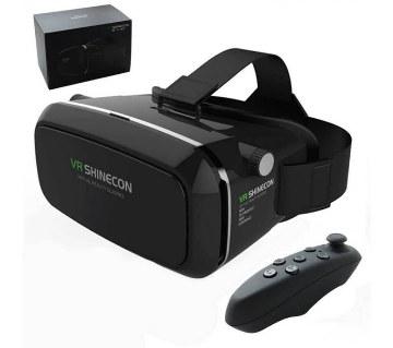 VR Shinecon ও ব্লুটুথ রিমোট