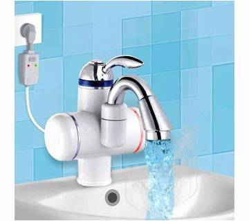 Instant Water Heater Tap - White