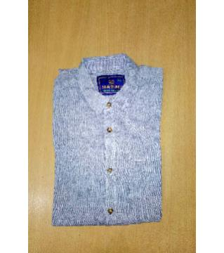 Denim full sleeve shirt
