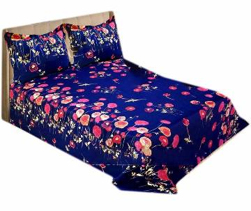 Original Home Tex Double Size Bed Sheet Set