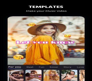 Top Tiktok Photo Video Maker Premium app Lifetime Used