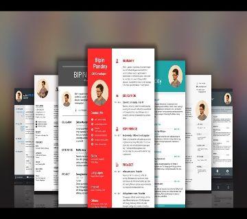 Unlimited Jobs Cv builder Pro Mobile app Lifetime used