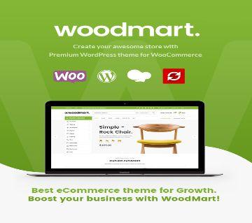 WoodMart - Responsive WooCommerce WordPress Premium Theme