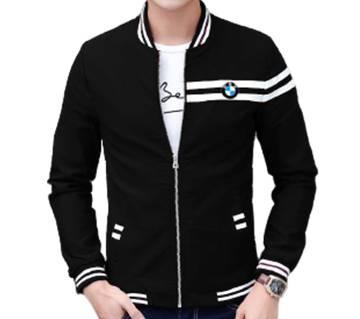 Black Winter Jacket For Men
