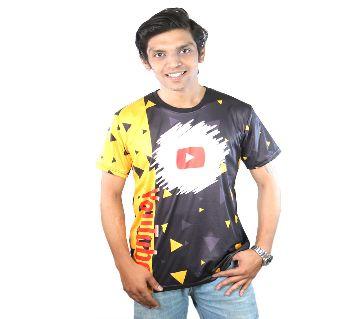 Youtube CVC Fabric Summer Tshirt