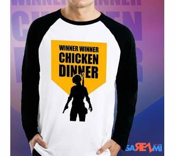 Pubg Winner Full Sleeve T-Shirt For Men