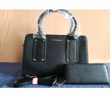 SUSEN   Ladies Hand Bag with Wallet