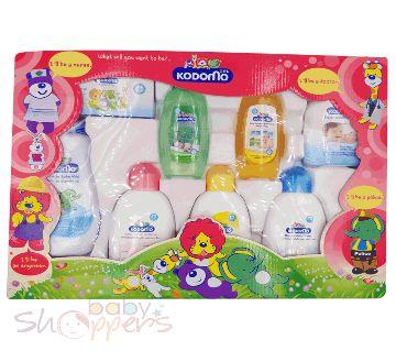 Kodomo Baby Gift Set 8 Pcs Thailand