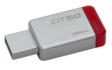 Kingston DataTraveler 50 32GB USB 3.0 Flash Drive