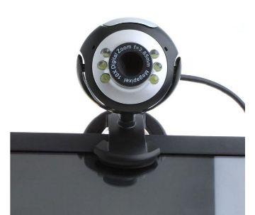 USB 2 HD Webcam with MIC