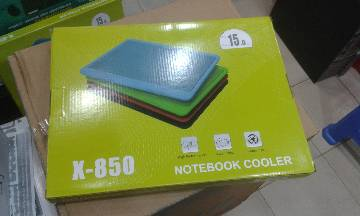 x-850 Notebook Cooler