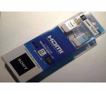 SONY high speed HDMI cable-copy
