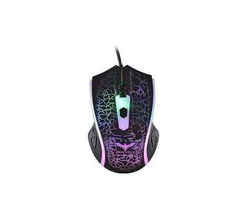 HV-MS736 Optical Gaming Mouse - Black