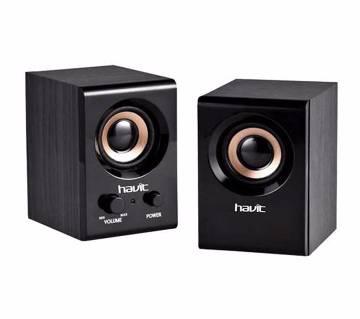 Havit (SK490) Wooden AC Power Speaker