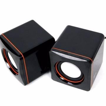 USB মিনি স্পিকার - ব্ল্যাক