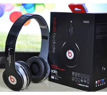 Beats S450 ব্লুটুথ হেডসেট - কপি