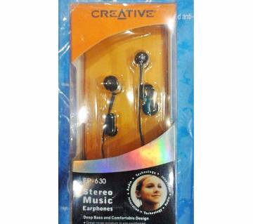 Creative EP-630 In-Ear Earphones