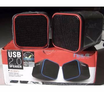 HV-SK 473 USB2.0 Speaker