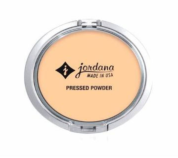 Jordana Pressed Powder (Shade 1,2,3 Available)-8.03gm-USA