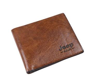 High Quality Short Jeep Buluo Purse Dompet Men Bag Wallet Professional