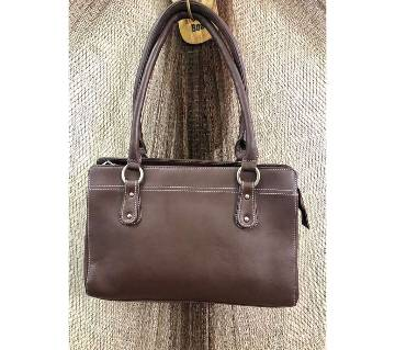 Leather Ladies hand bag(LHB003)