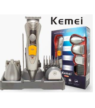 Kemei Trimmer  Grooming Kit