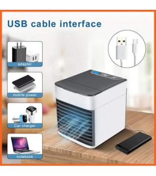 Mini USB Aircoolar AC Portable