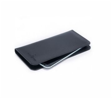 Leather wallet & Mobile purse for Men or Women