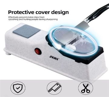 Automatic Knife Sharpener Electric Household Multifunctional Small Private Sharpener