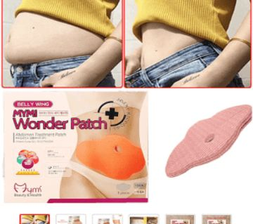 Korean Wonder Patch Belly Wing Slimming Patch