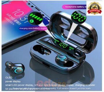 Wireless Bluetooth Earphones TWS 5.0 Touch Control In-Ear Earphone