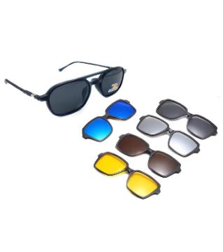 Magnetic special mens sunglass